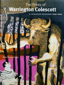 The Prints of Warrington Colescott: A Catalogue Raisonné | Milwaukee Art Museum Store