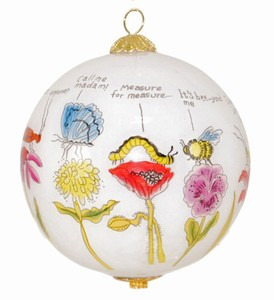 Joanna Poehlman Ornament | Milwaukee Art Museum Store