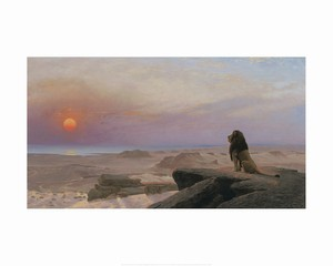 Jean-Leon Gerome The Two Majesties Poster | Milwaukee Art Museum Store