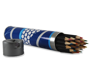 MAM Art Supplies- Pencil set | Milwaukee Art Museum Store