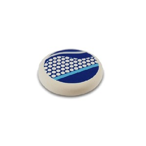 MAM Art Supplies- Large Round Eraser| Milwaukee Art Museum Store