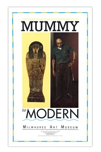 From Mummy to Modern Poster| Milwaukee Art Museum Store
