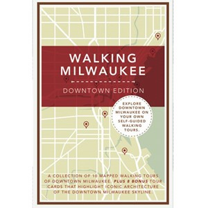 Walking Milwaukee Tour Cards | Milwaukee Art Museum Store