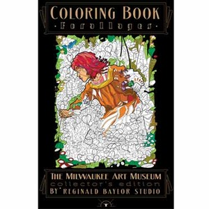 Reginald Baylor Collector's Edition Coloring Book | Milwaukee Art Museum Store