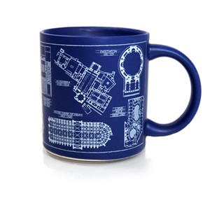 Architecture Mug | Milwaukee Art Museum Store