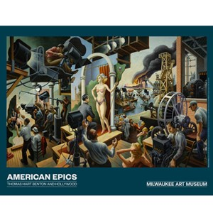 American Epics Double-Sided Exhibition Poster | Milwaukee Art Museum Store