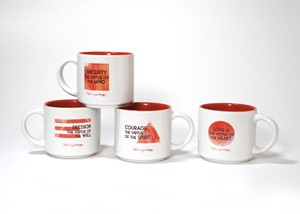 Frank Lloyd Wright 4 Truths Espresso Set | Milwaukee Art Museum Store