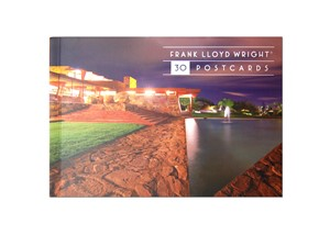 Frank Lloyd Wright Postcard Book| Milwaukee Art Museum Store
