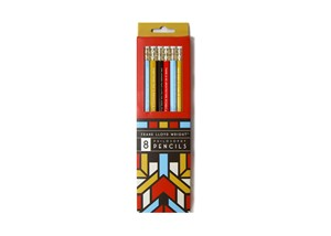 Frank Lloyd Wright Pencil Set | Milwaukee Art Museum Store