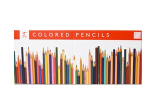 Frank Lloyd Wright Colored Pencils | Milwaukee Art Museum Store
