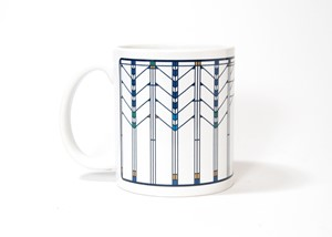 Frank Lloyd Wright Ennis House Mug | Milwaukee Art Museum Store