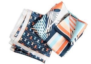 Milwaukee Art Museum Silk Scarves | Milwaukee Art Museum Store