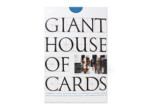 Giant House of Cards | Milwaukee Art Museum Store