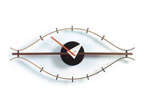 Eye Wall Clock | Milwaukee Art Museum