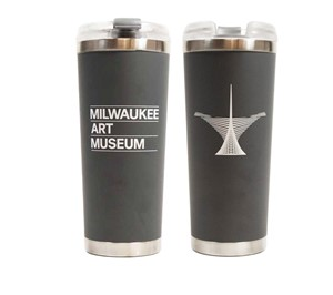 MAM 24oz Travel Mug | Milwaukee Art Museum