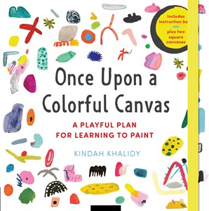 Once Upon a Colorful Canvas: A Playful Plan for Learning to Paint | Milwaukee Art Museum