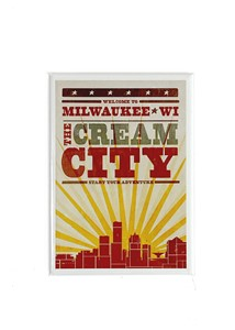 Milwaukee Cream City Magnet | Milwaukee Art Museum