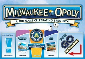 Milwaukee-opoly Game | Milwaukee Art Museum Store