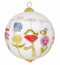 Ornament- Joanna Poehlmann - Bugs - Exclusive!