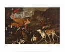 Noah and the Animals Entering the Ark by Giovanni Benedetto Castiglione