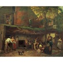 Old Kentucky Home Life in the South by Eastman Johnson