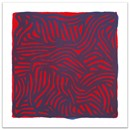 Sol Lewitt: Parallel Curves Postcard