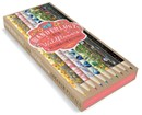 Wanderlust and Wildflowers Colored Pencil Set