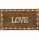 Love Stitched Block Magnet
