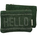 Hello - Zipper Pouch