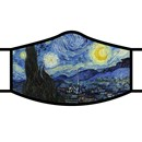 Starry Night Fabric Face Mask