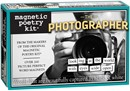 The Photographer Magnetic Poetry