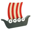 Viking Ship Magnet