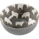 Stoneware Sheep Bowl