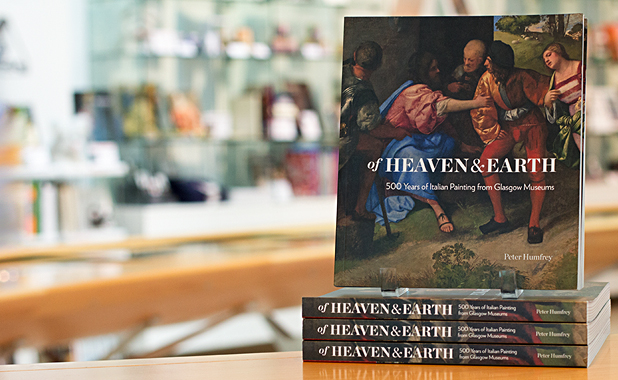 Of Heaven and Earth Exhibition Catalogue